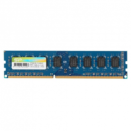 DIMM DDR3, 4ГБ, Silicon Power
