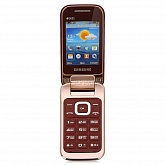 Samsung GT-C3592 Wine Red
